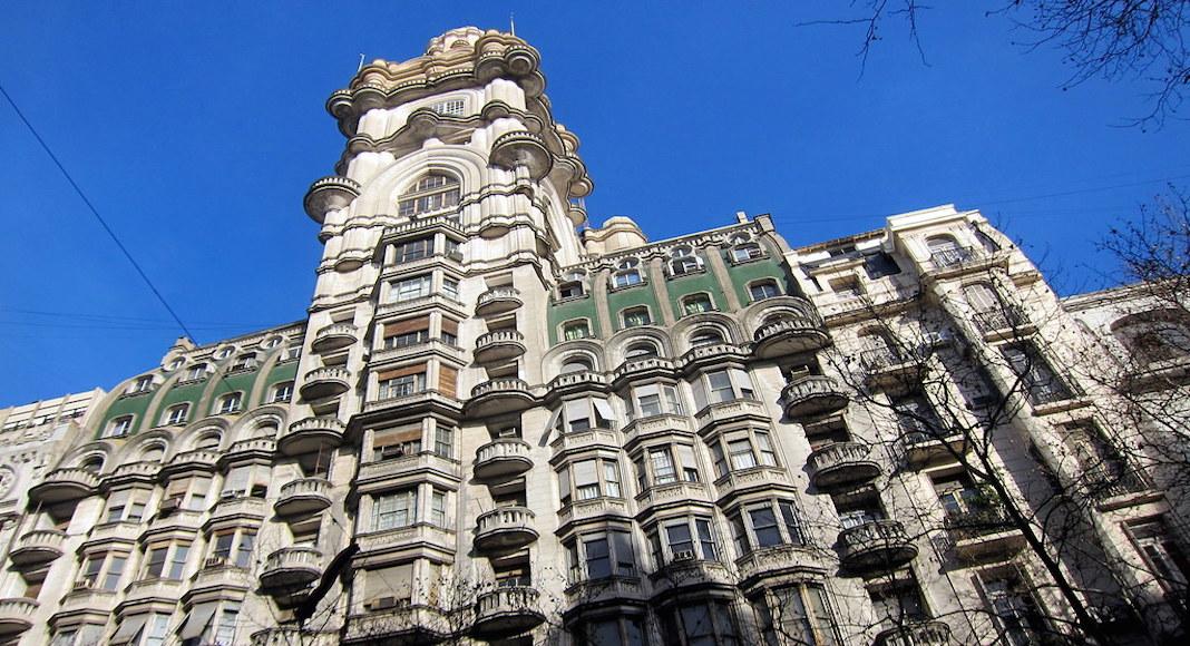 Palacio Barolo en Buenos Aires